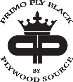 Primo Ply Black Logo