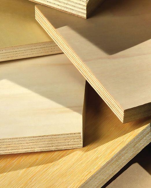 Greenline Quattro Ply Italian Poplar plywood