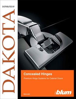 View and Download Blum Concealed Hinges link