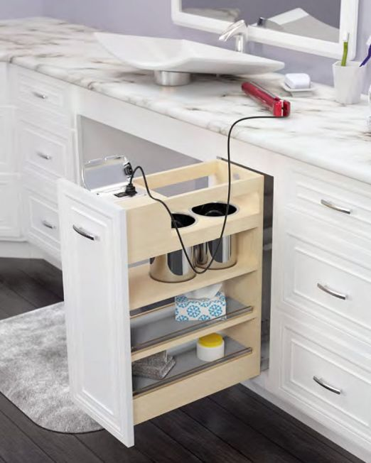 Rev-A-Shelf Vanity Base Organizer