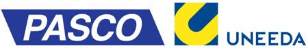 PASCO and UNEEDA logos