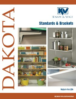 KV Standards & Brackets product literature download