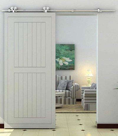 KV Barn Door Hardware image