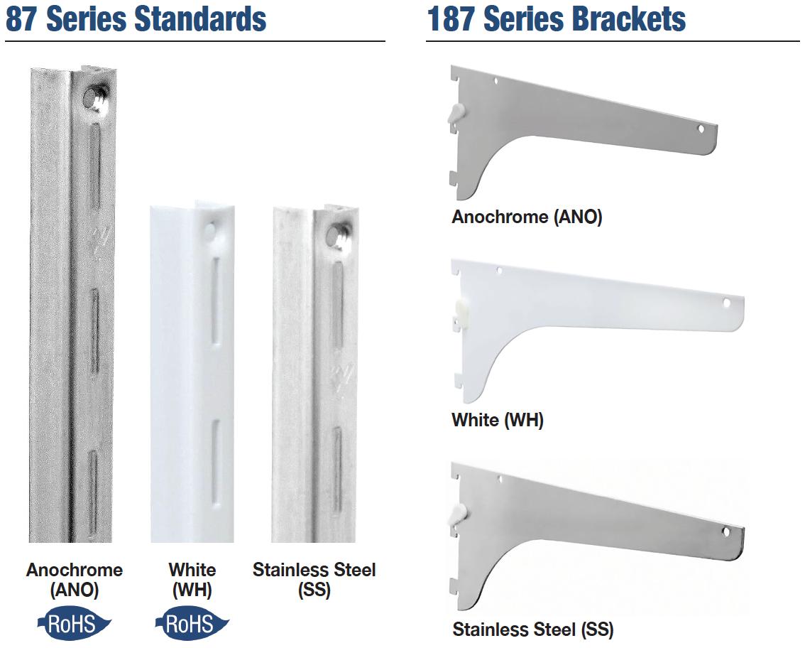 KV 87 Standards & 187 Brackets image