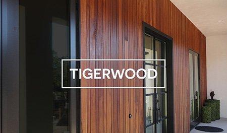Tigerwood hardwood photo