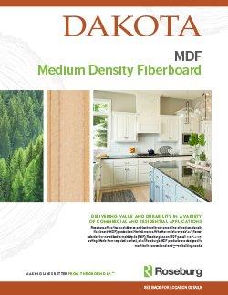 Roseburg MDF Distributed by Dakota Hardwoods thumbnail link