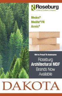 Roseburg Architectural MDF Postcard thumbnail link
