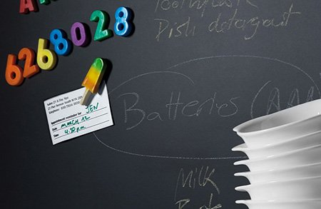 Formica Markerboard magnetic