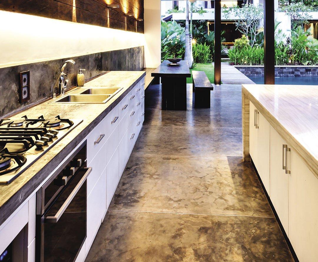 Roseburg Armorite MDF kitchen cabinets