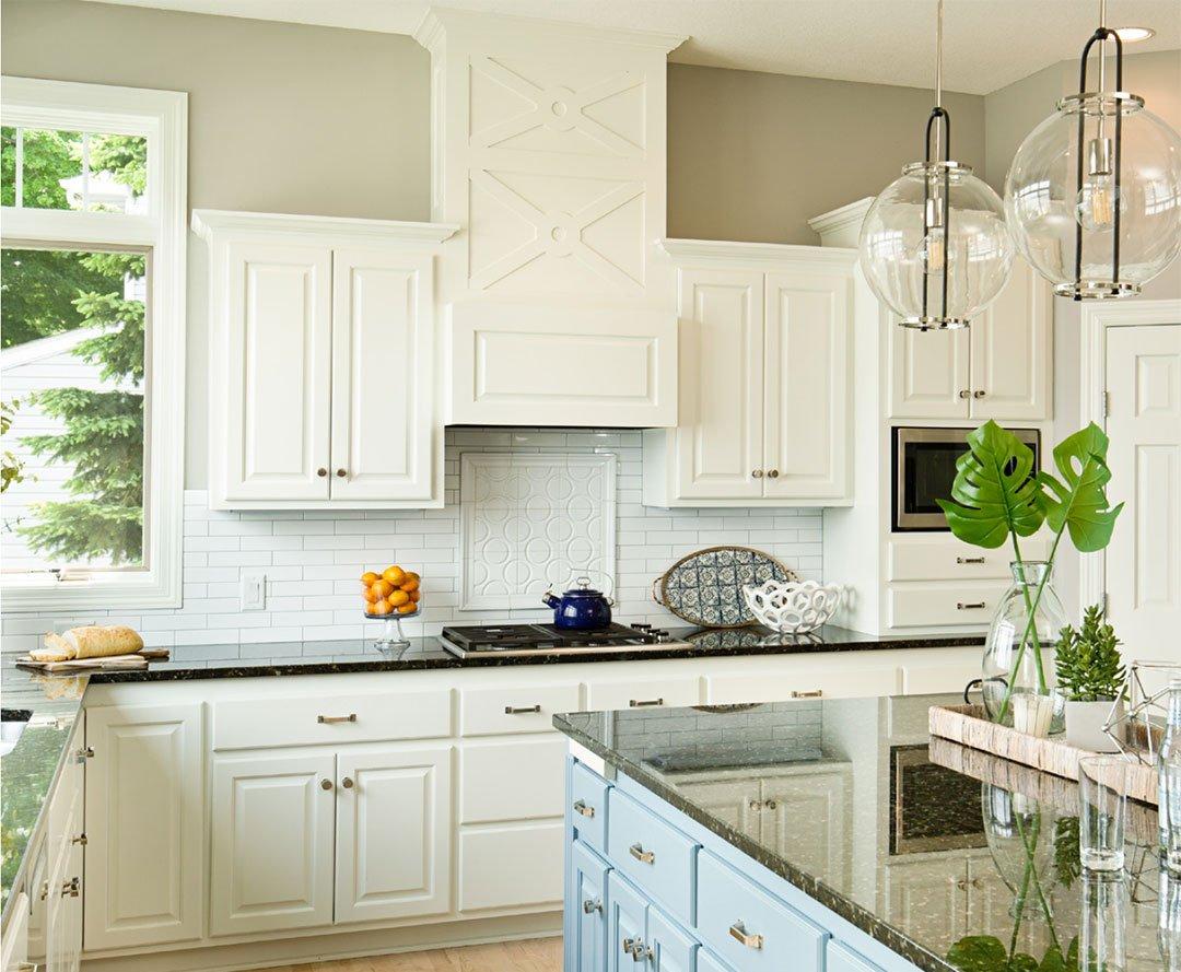 Roseburg MDF Kitchen application